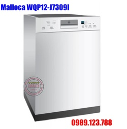 Máy Rửa Chén Malloca WQP12-J7309I Âm Tủ