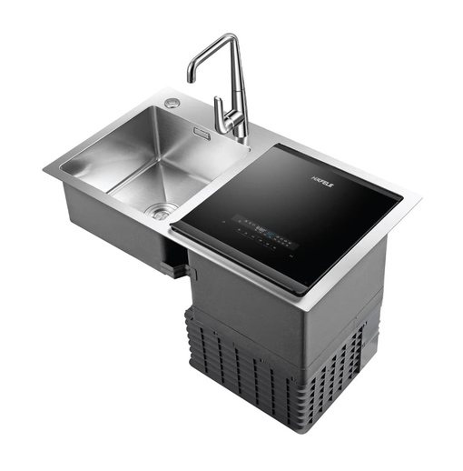 Chậu Kết Hợp máy Rửa Chén Hafele HDW-SD90A 539.20.530