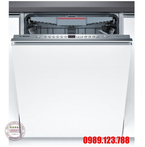 Máy Rửa Chén Bosch HMH.SMV46MX03E Âm Toàn Phần
