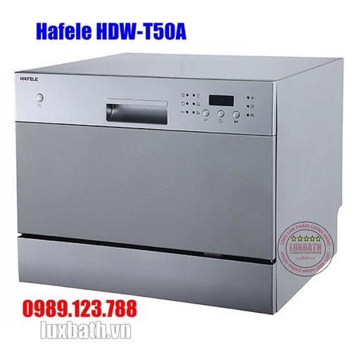 Máy Rửa Chén Hafele HDW-T50A 538.21.190 Đặt Bàn