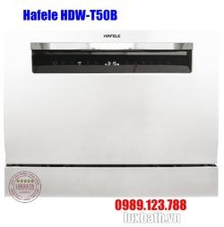 Máy Rửa Chén Hafele HDW-T50B 539.20.600 Để Bàn