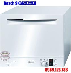 Máy Rửa Chén Bosch SKS62E22EU Độc Lập