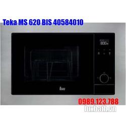 Lò Vi Sóng Teka MS 620 BIS 40584010 Kết Hợp Nướng