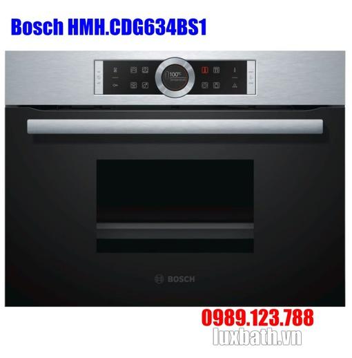 Lò Hấp Bosch HMH.CDG634BS1 45cm