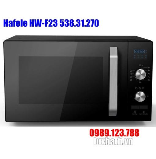 Lò Vi Sóng Kết Hợp Nướng Hafele HW-F23 538.31.270 Đặt Bàn
