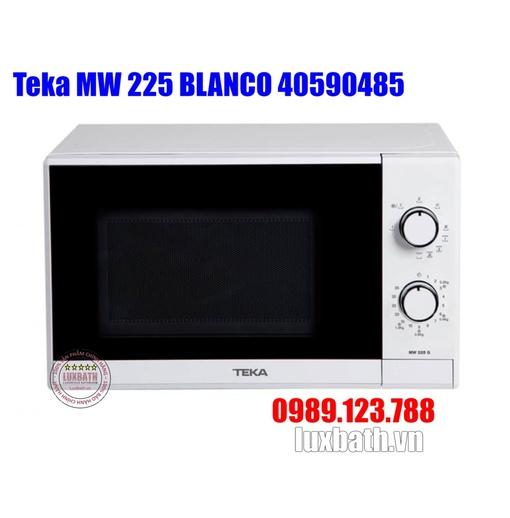 Lò Vi Sóng Teka MW 225 BLANCO 40590485 Độc Lập