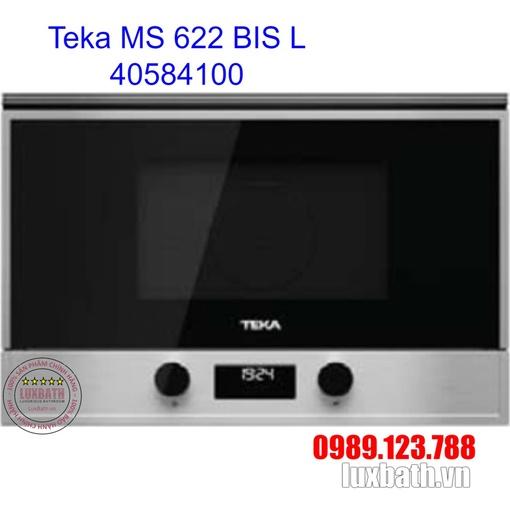 Lò Vi Sóng Teka MS 622 BIS L 40584100 Kết Hợp Nướng