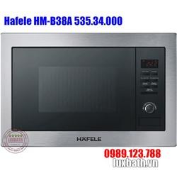 Lò Vi Sóng Kết Hợp Nướng Hafele HM-B38A 535.34.000 Lắp Âm