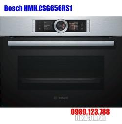 Lò Nướng Kết Hợp Hấp Bosch HMH.CSG656RS1
