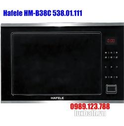 Lò Vi Sóng Kết Hợp Nướng Hafele HM-B38C 538.01.111 Lắp Âm