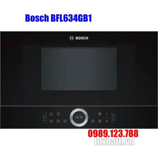 Lò Vi Sóng Bosch BFL634GB1 21 Lít