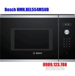 Lò Vi Sóng Bosch HMH.BEL554MS0B 25 Lít