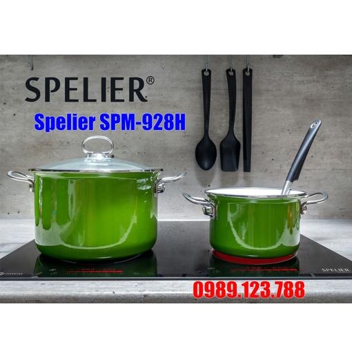 Bếp điện từ đôi Spelier SPM-928H