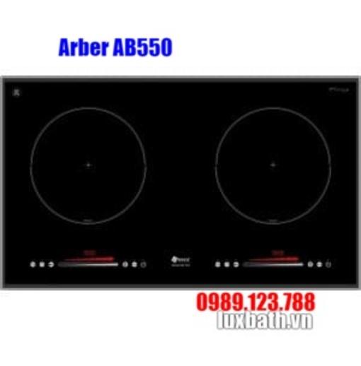 Bếp từ đôi Arber AB550