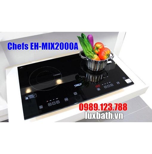 Bếp điện từ Chefs EH-MIX2000A