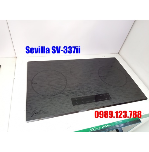 Bếp từ ba Sevilla SV-337ii (3 từ)