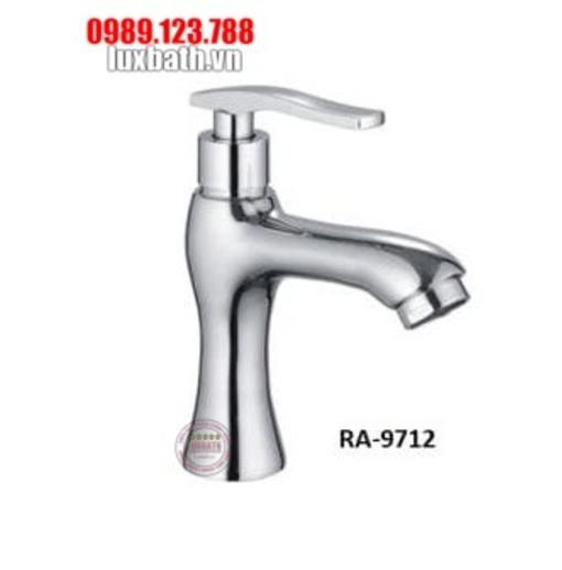 Vòi chậu lavabo 1 lỗ lạnh Royal RA-9712