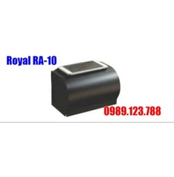 Lô giấy vệ sinh đen Royal RA- 226