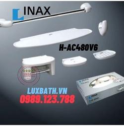 Phụ kiện 6 món sứ INAX H-AC480V6