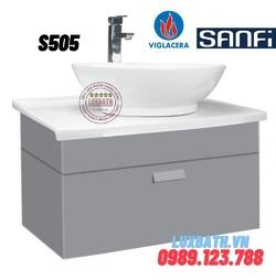 Chậu rửa mặt bàn đá SanFi S505