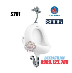 Tiểu nam treo tường Viglacera Sanfi S701