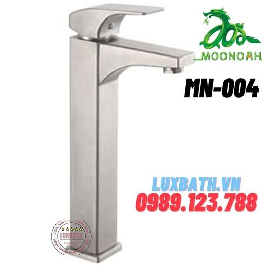 Vòi chậu inox SUS 304 Moonoah MN-004