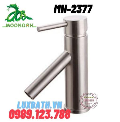 Vòi chậu inox SUS 304 Moonoah MN-2377