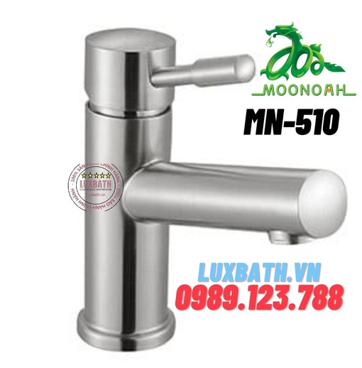 Vòi chậu inox SUS 304 Moonoah MN-510