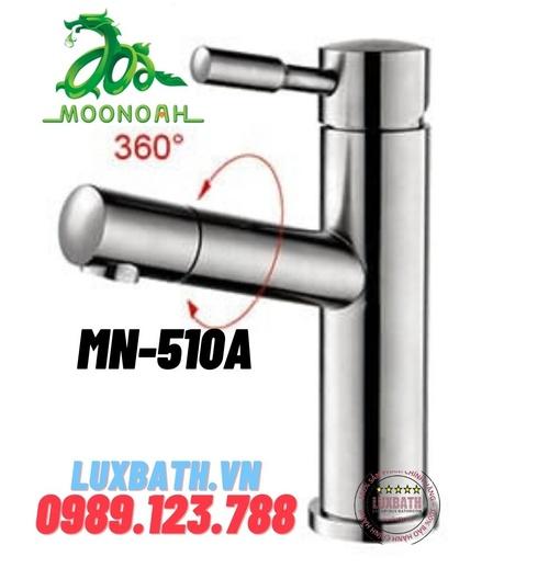 Vòi chậu inox SUS 304 Moonoah MN-510A