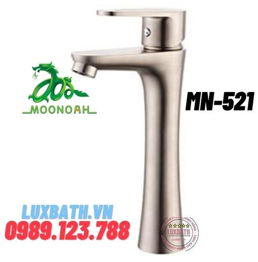 Vòi chậu inox SUS 304 Moonoah MN-521