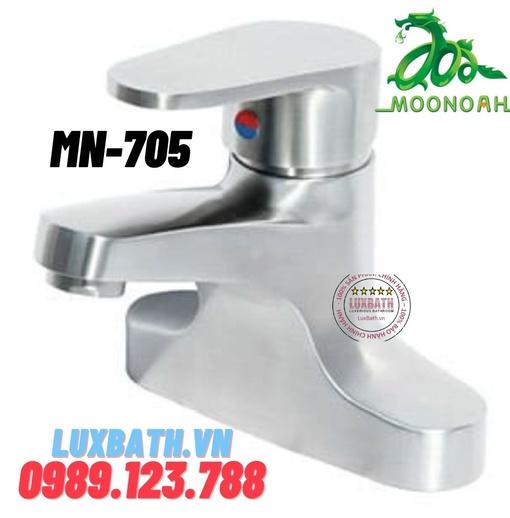 Vòi chậu inox SUS 304 Moonoah MN-705