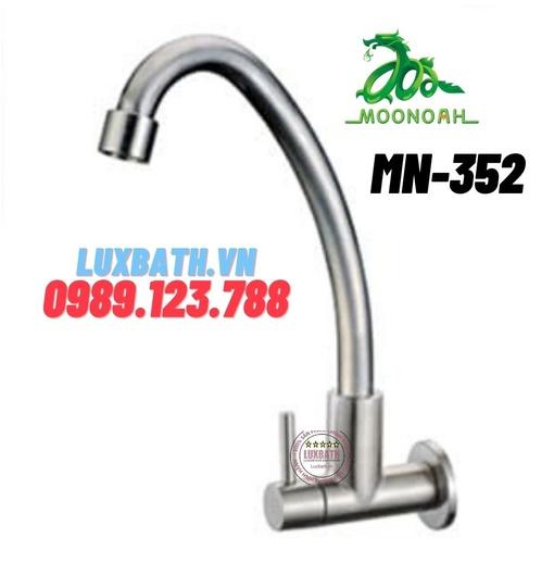 Vòi inox SUS 304 Moonoah MN-352 (nước lạnh)