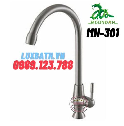 Vòi inox SUS 304 Moonoah MN-301 (nước lạnh)