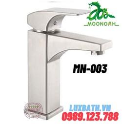 Vòi chậu inox SUS 304 Moonoah MN-003
