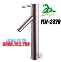 Vòi chậu inox SUS 304 Moonoah MN-2379