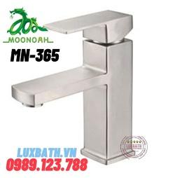 Vòi chậu inox SUS 304 Moonoah MN-365