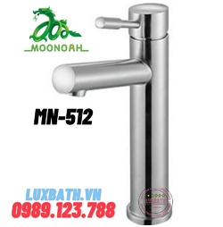 Vòi chậu inox SUS 304 Moonoah MN-512
