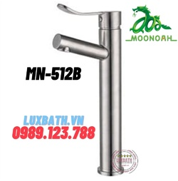 Vòi chậu inox SUS 304 Moonoah MN-512B