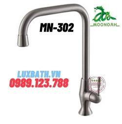 Vòi inox SUS 304 Moonoah MN-302 (nước lạnh)