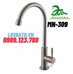Vòi inox SUS 304 Moonoah MN-309 (nước lạnh)