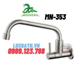 Vòi inox SUS 304 Moonoah MN-353 (nước lạnh)
