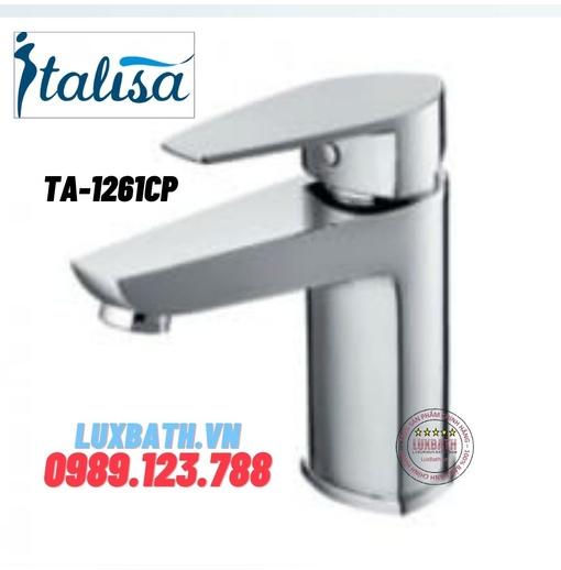 Vòi chậu rửa mặt ITALISA Ta-1261CP