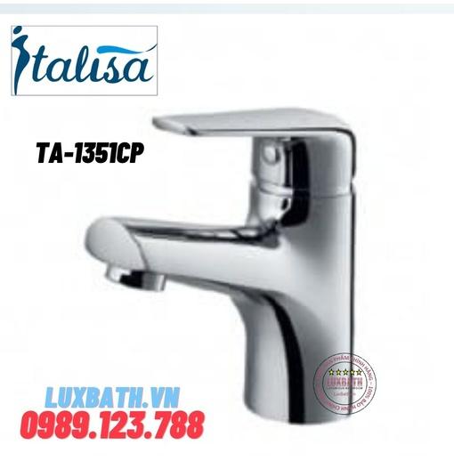 Vòi chậu rửa mặt ITALISA Ta-1351CP