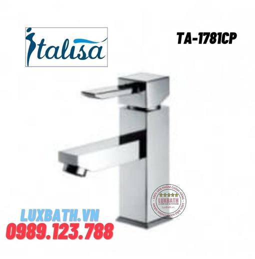 Vòi chậu rửa mặt ITALISA Ta-1781CP