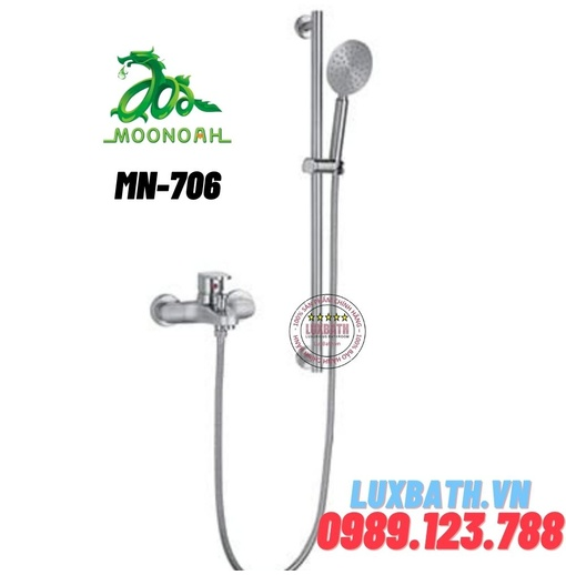 Vòi sen tắm inox SUS 304 Moonoah MN-706