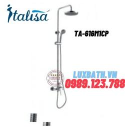 Sen cây tắm nóng lạnh ITALISA Ta-616M1CP