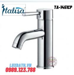 Vòi chậu rửa mặt ITALISA Ta-1451CP