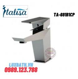 Vòi chậu rửa mặt ITALISA Ta-691B1CP