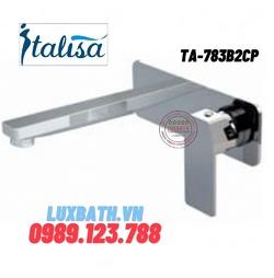 Vòi chậu rửa mặt ITALISA Ta-783B2CP