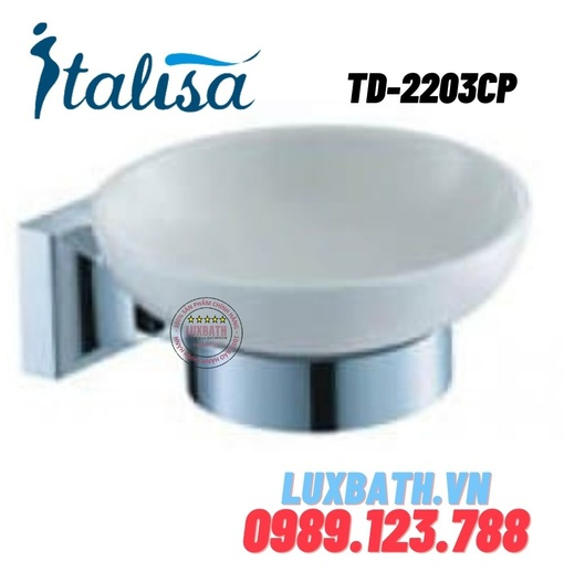 Giá để xà phòng ITALISA Td-2203CP